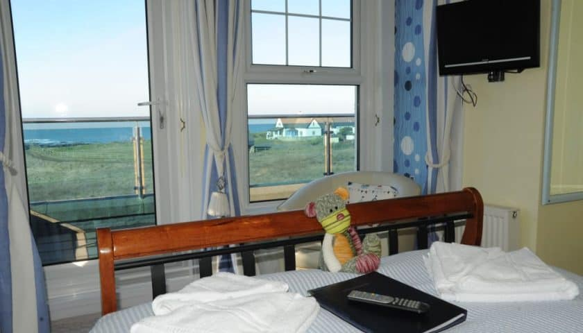 Bay View Inn Bude Room