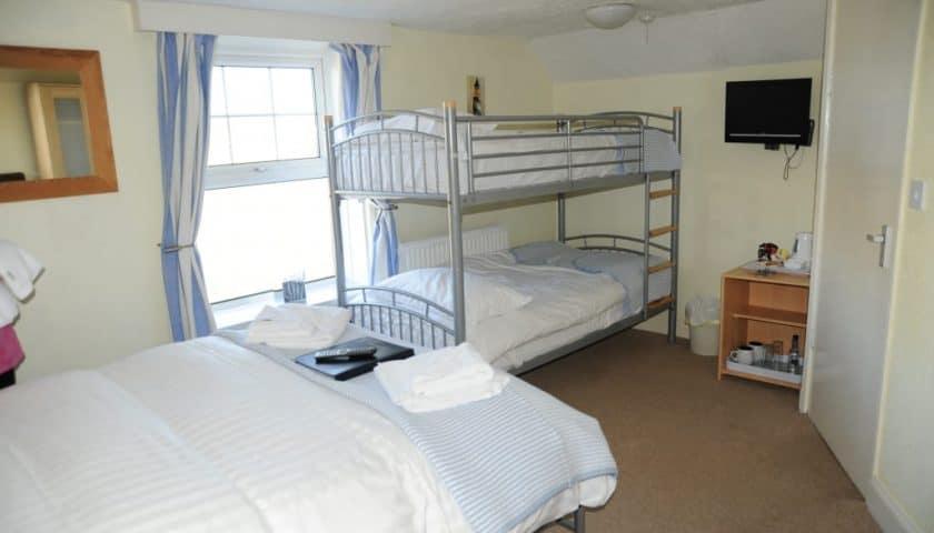 Bay View Inn St Ives Bedroom