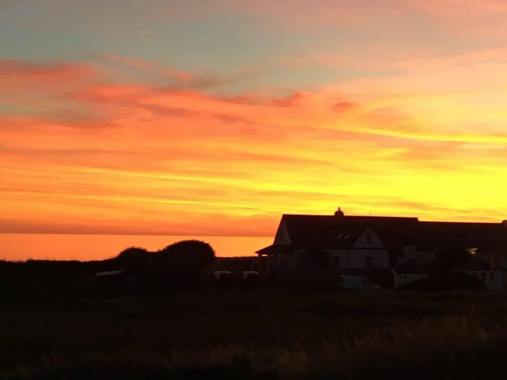 Bay View Inn Sunset