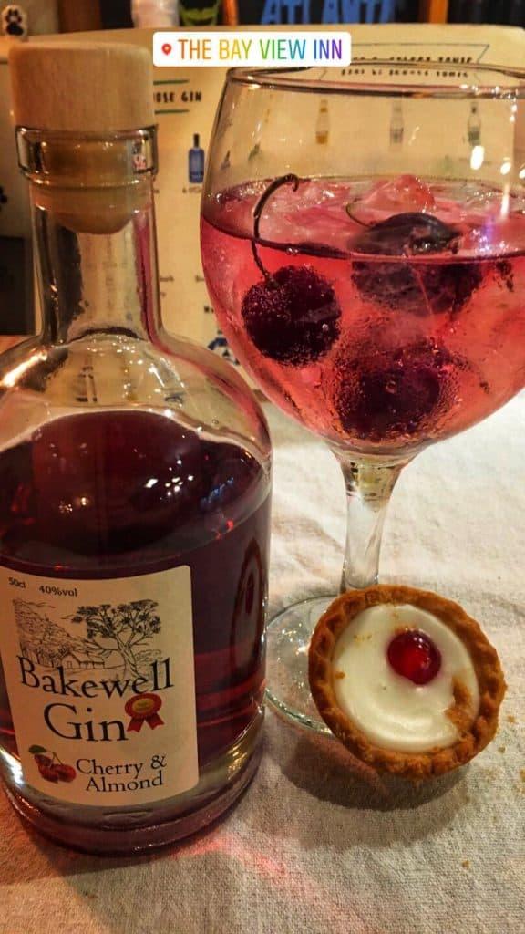 Bakewell Tart Gin