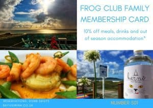 Frog Club Family Membership