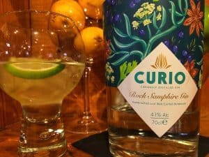 Cornish Gins- Curio