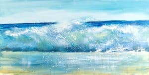 Offshore Artists Sue Read - Shorebreak2